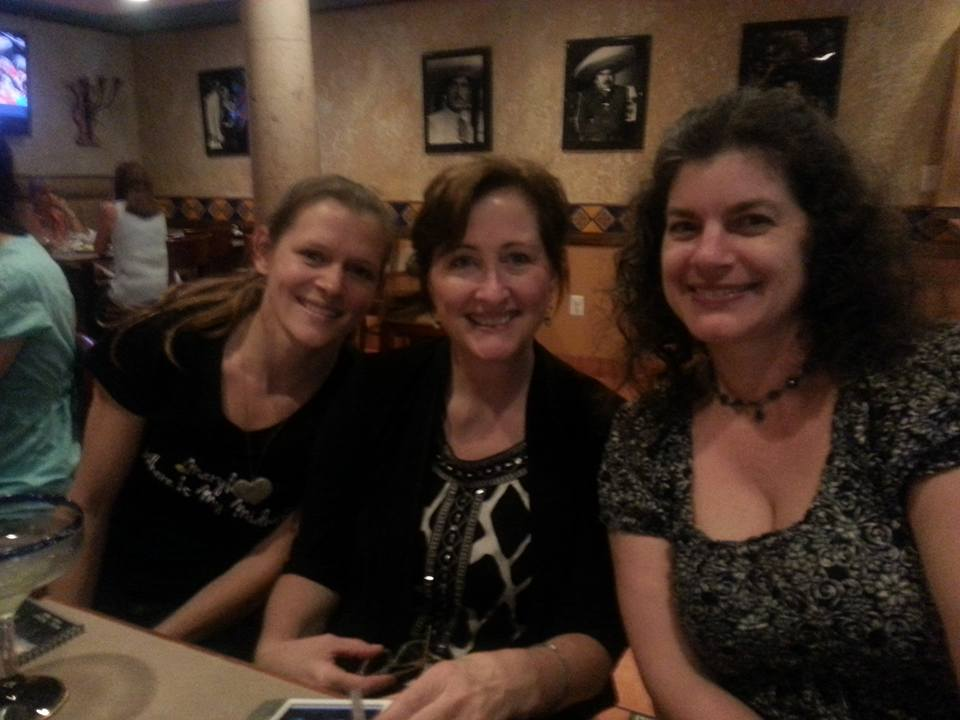Kirra, Kathy, and Deanna after 2015 bill signing