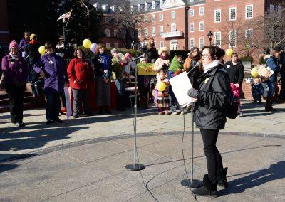 MFSB Midwife support rally, HB9, SB105 © Eleanor Kaufman 2015