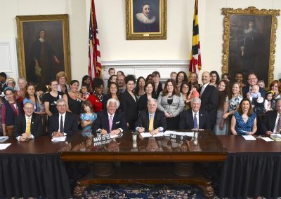 HB 9 bill signing May 12 2015, Joe Andrucyk photo cropped